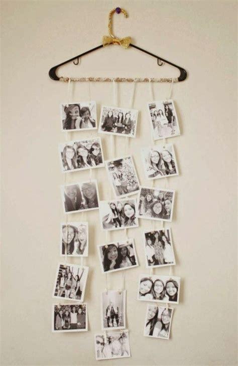ideen für geschenke rund um s schlafzimmer zimmer deko diy fotos wanddeko jugendzimmer diy do it