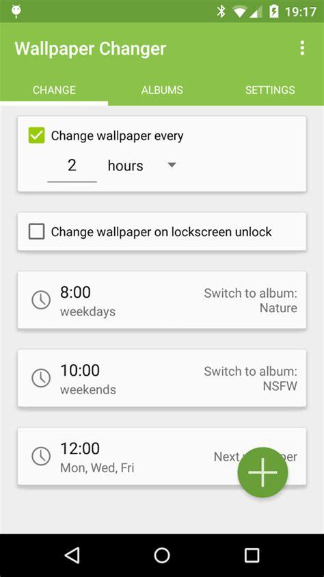 wallpaper android changer скачать wallpaper changer 4 7 3 для android