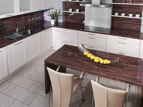 tisch aus arbeitsplatte die k 252 chenarbeitsplatte als theke bar oder tisch