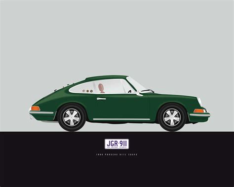 Porsche 964 Poster 1 Of 1 Porsche S And More Modular 4