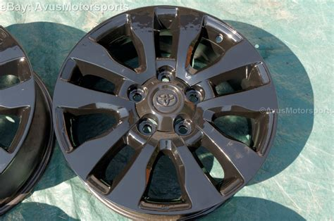 Toyota Tundra Factory Wheels 2011 Toyota Tundra Limited 20 Quot Oem Wheels Factory Sequoia