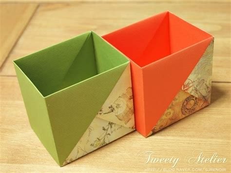 How To Fold A Paper Into 6 Boxes - 17 best images about foodiegami origami for food on