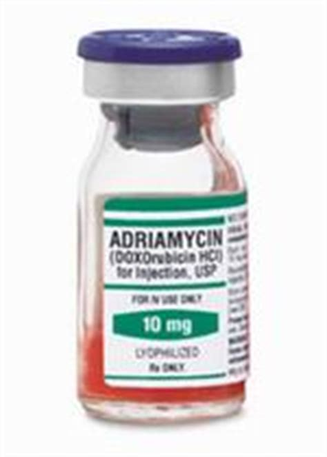 Anthracycline Also Search For Doxorubicin Review Dosage Side Effects Buy Doxorubicin