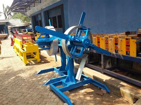 Mesin Baja Ringan harga mesin rollforming baja ringan hollow murah indonesia
