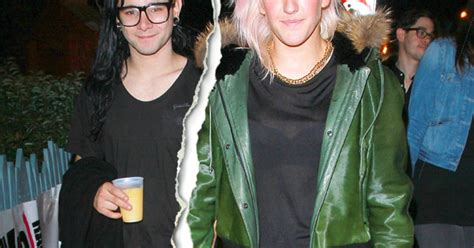 skrillex dating skrillex and ellie goulding biggest celebrity breakups