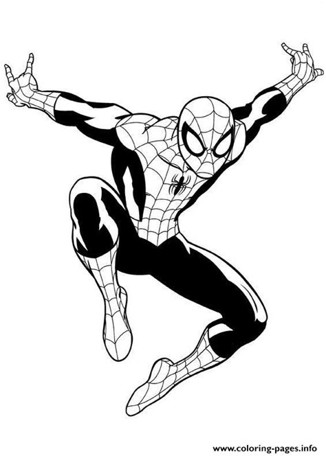 ultimate spiderman 3 coloring pages printable