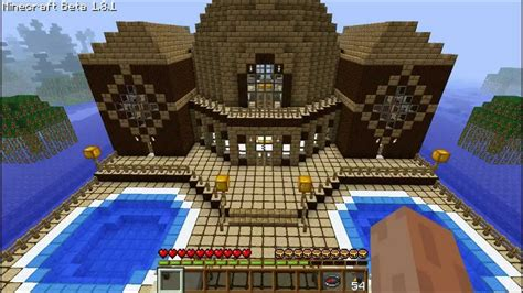 build a mansion online woodwork how to build wooden mansion minecraft pdf plans