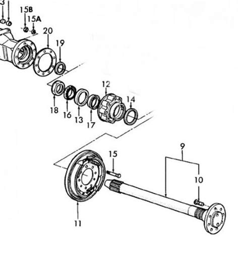 ford 3600 tractor parts diagram ford 3600 parts diagram carburetor ford auto wiring diagram
