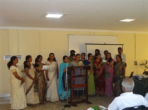 Uc College Aluva Mba by Orientation To Newly Appointed Faculty Uc College Aluva