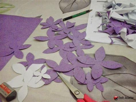 membuat hiasan dinding menggunakan kertas cara membuat hiasan dinding dari kertas yesti jasmine