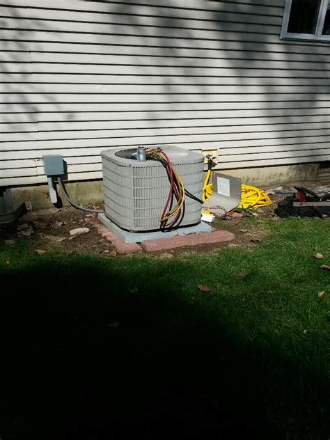 goodman heating and cooling linton indiana furnace and air conditioner repair in millersburg in
