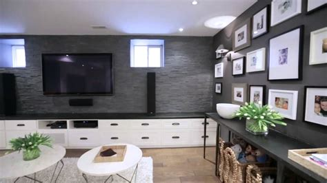 interior design how to design a multifunctional family basement youtube