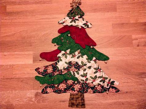 arbol de navidad de patchwoc navidad las tres gracias patch