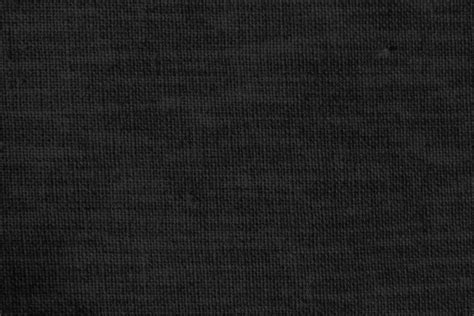 Black Cloth Black Woven Fabric Up Texture Picture Free