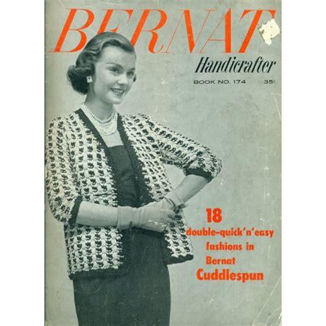 pattern book download bernat knit pattern book 174 download