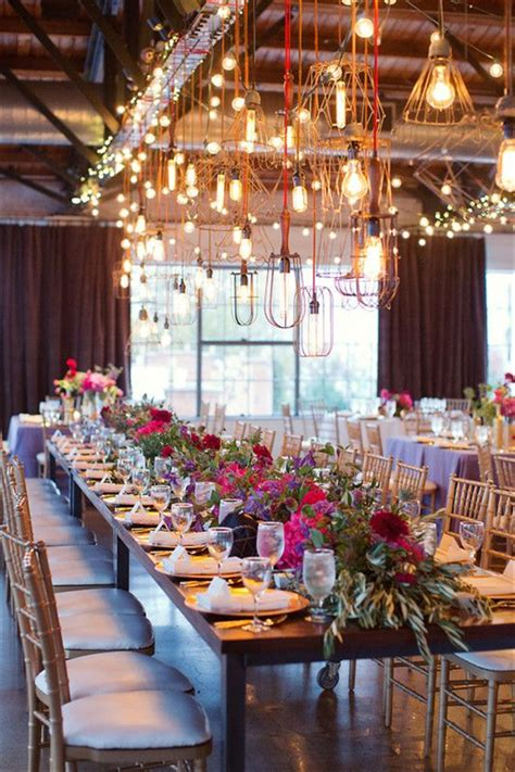 Stunning Rustic Edison Bulbs  Ee  Wedding Ee   De R Ideas Deer