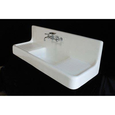 Farm Sink With Drainboard Marys Dressing Reviews Top Selection Of Drainboard Sink