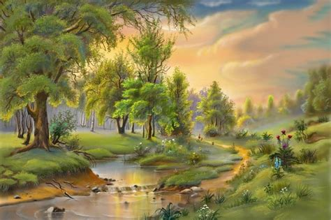 the best paint urstruly suresh paintings of birds and nature