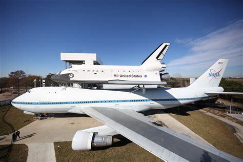 nasa infinity center space center houston space shuttle sail developmental