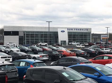 Don Ford by Don Franklin Ford Lincoln Ky 40741 Car
