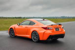 Lexus Rc Horsepower 2015 Lexus Rc F Horsepower And Pricing Announced