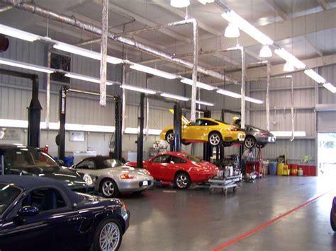 porsche garage spot the unico system