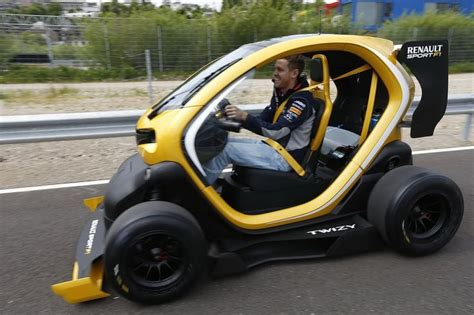 Sale Murah C Nel Mini renault twizy f1 it uses kers as a harvesting and boost