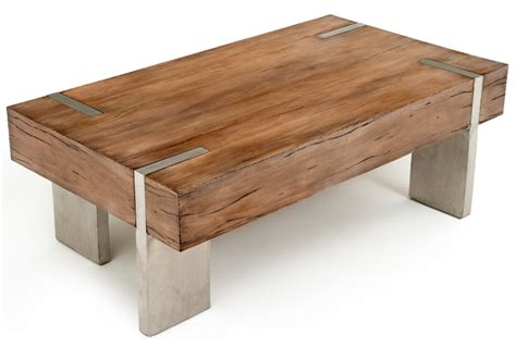 antique wood coffee table rustic meets modern coffee table