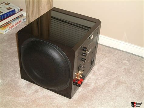 Speaker Subwoofer Nitrous mirage ss 1500 watt subwoofer nos photo 92576 canuck audio mart