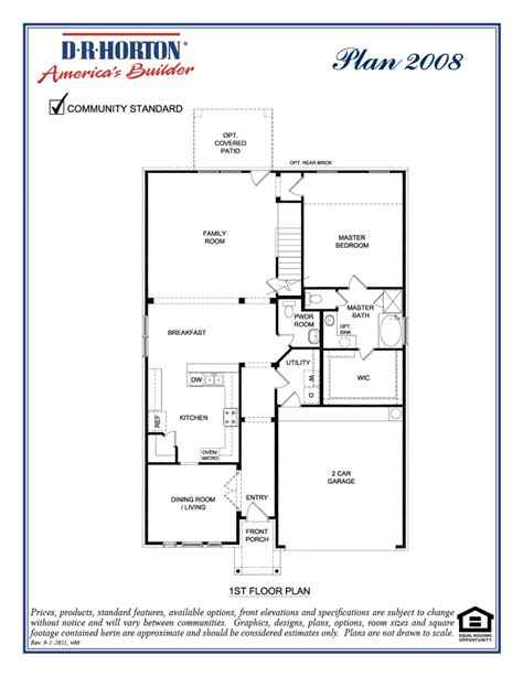 dh horton floor plans 100 dh horton floor plans the sedona home plan by