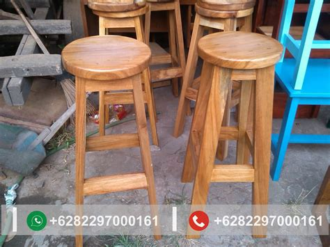 Kursi Kayu Cafe Kursi Cafe Kayu Harga Termurah Kartini Jati Furniture Kartini Jati Furniture