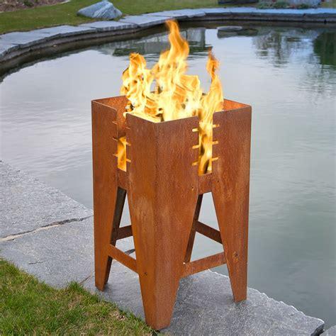 feuerstelle und grill feuerstelle und grill set g 228 rtner p 246 tschke