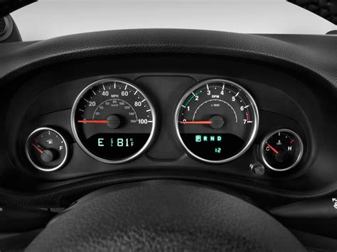 Jeep Cluster Image 2016 Jeep Wrangler Unlimited 4wd 4 Door Rubicon