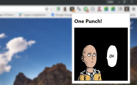 theme line one punch man one punch man theme chrome web store