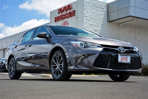 Toyota Camry Xse V6 New 2016 Toyota Camry Xse V6 4dr Car In Riverside
