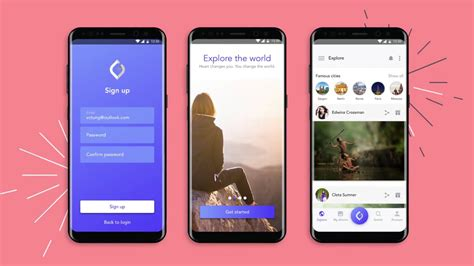 Android Mobile App Promotion After Effects Templates Youtube Mobile App Estimation Template