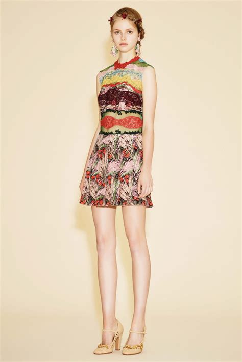 resort 2015 fashion trend black and white lace dior erdem valentino resort 2016 collection featuring bold colors and