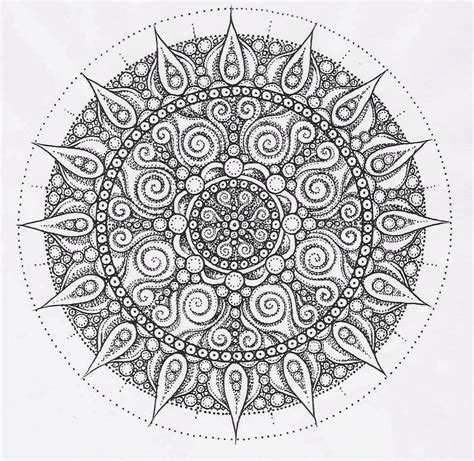 mandala coloring book set printable coloring pages