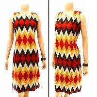 Baju Murah 498 25 best ideas about modern batik dress on