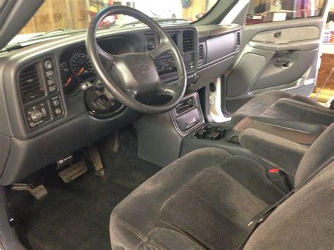2001 Silverado Interior by 2001 Chevrolet Silverado 1500 Interior Pictures Cargurus