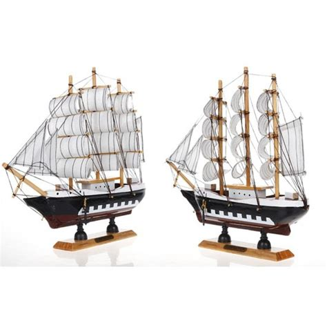 mylifeunit vintage nautical wooden model ships 9 quot wood