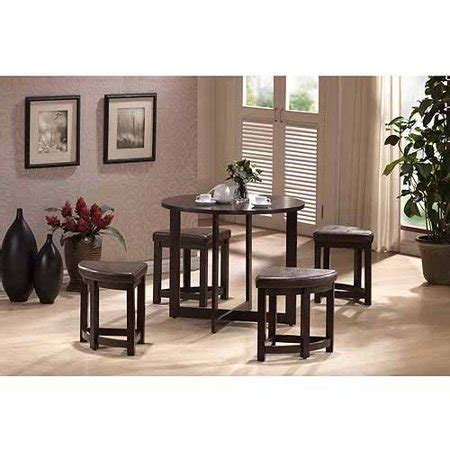 Pub Table With Nesting Stools by Wholesale Interiors Rochester Modern 5 Bar Table Set