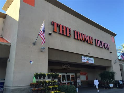 the home depot redlands ca company profile