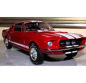 1/18 Ford Mustang Shelby GT 500 1967 By Ertl LE 2500