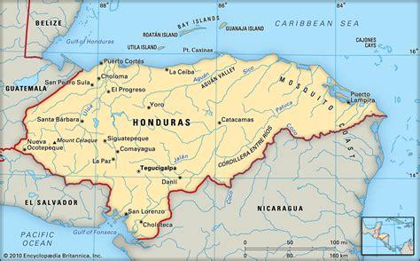 And Hn image gallery honduras map