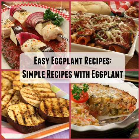 easy eggplant recipes 18 simple recipes with eggplant mrfood com