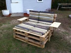 Bench Craft Sofa 1001 Ideen F 252 R Diy M 246 Bel Aus Europaletten Freshideen