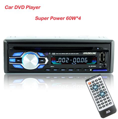 Car Dvd Player Usb Port by 2015 New Car Stereo Dvd Player 12v Car Audio With Fm Radio