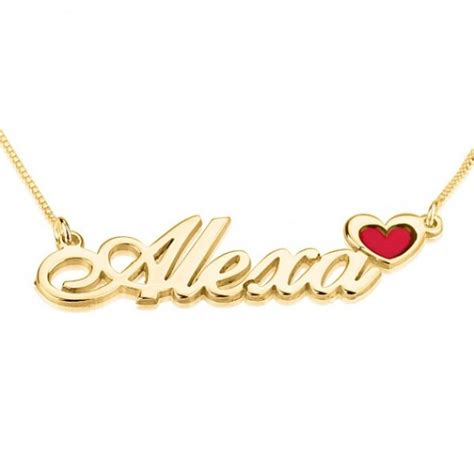 name necklace gold vermeil name necklace the name necklace