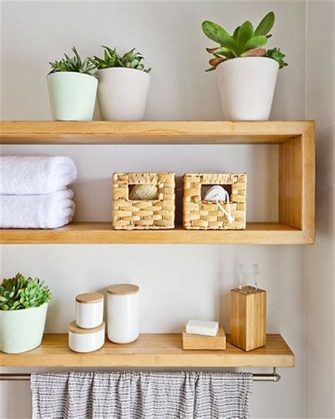 17 Best Images About For Home On Pinterest Home Office Bathroom Storage Shelves With Baskets